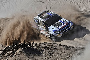 Solid finish to Ford's 2014 Dakar Rally