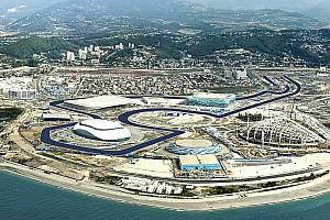 Formula 1 Russian Grand Prix start time confirmed