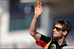 Romain Grosjean to take part in the Za Rulem Magazine Race of Stars