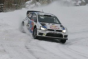 Latvala on top in Sweden