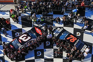 A surprise to nobody: Dillon and the No. 3 on pole for Daytona 500