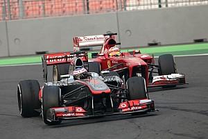 McLaren-Ferrari rivalry slides to winter olympics
