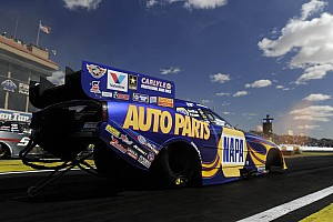 Capps ready to move on from Sunday's first-round loss
