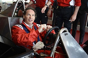 Jacques Villeneuve will run the Indy 500