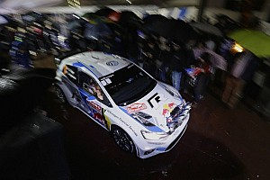 Sébastien Ogier claims first stage of Rally Mexico