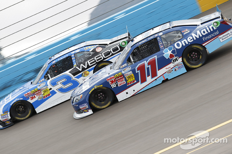 Sadler finishes 13th at Las Vegas