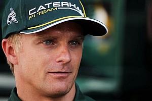 Kovalainen's F1 career is over - Vilander