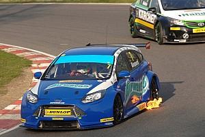 Season heating up after Brands Hatch test