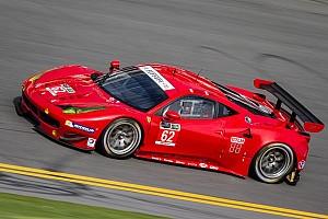 Risi Competizione tops GT practice