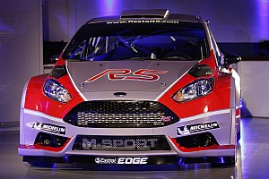 M-Sport complete 50th Ford Fiesta R5