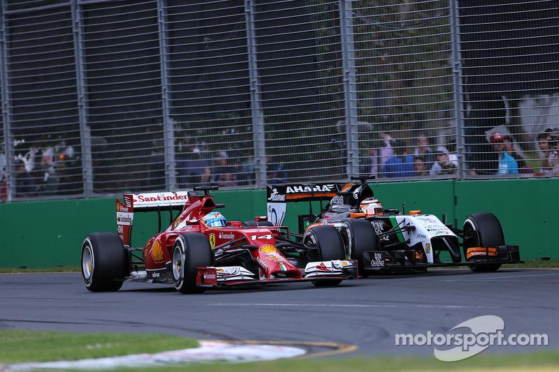 Points but problems too for Scuderia Ferrari at Albert Park