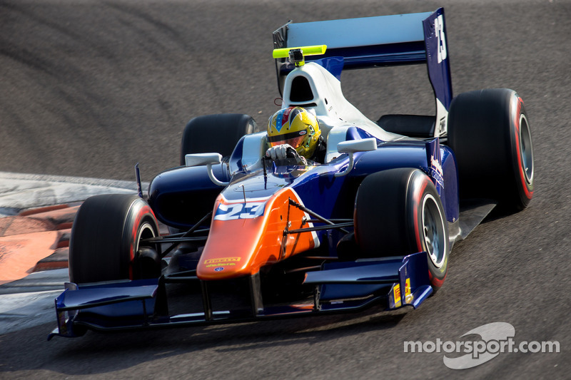 Trident Racing completes pre season tests at Bahrain