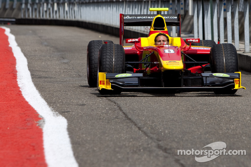 Lello and Stefano complete their pre-season testing schedule in Bahrain