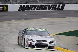 Solid run for Earnhardt Jr. at Martinsville
