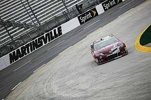 Bowman secures season-best finish at Martinsville Speedway