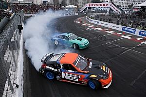 Formula Drift Championships begin 2014 season in Long Beach