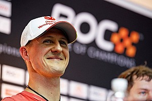 Schumacher starting to wake up - manager