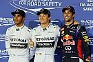 2014 Bahrain Grand Prix - Qualifying press conference