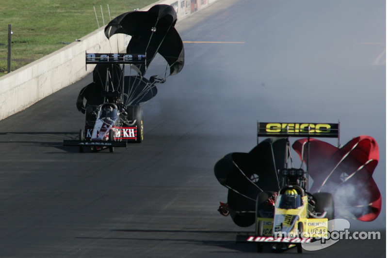 Top fuel rookie Richie Crampton to experience another first at prestigious four-wide nationals