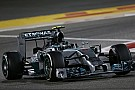 Mercedes paces day one of testing in Bahrain