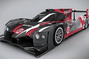 HPD unveils new LMP2 coupe design