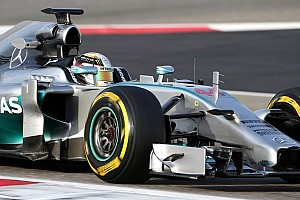 Hamilton quickest as Ferrari is forced to quit early