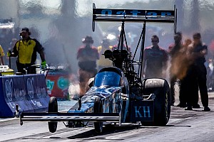Langdon, Capps, Mcgaha and Ray on top following first day of qualifying at the Four-Wide Nationals