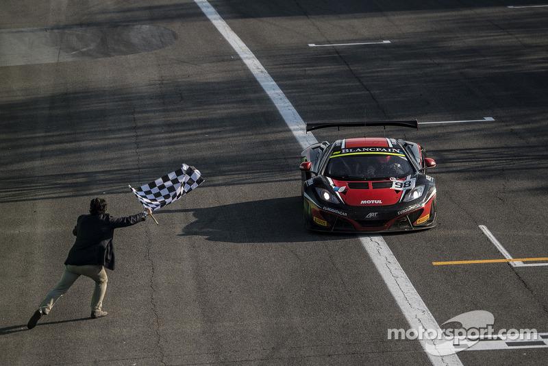ART Grand Prix McLaren takes first win of the season in Monza