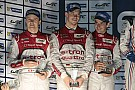 World Champions trio in Audi R8 LMS ultra in Spa 24 Hours