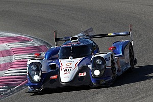 Trouble-free start for Toyota Racing