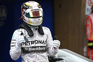 2014 Chinese Grand Prix – Qualifying Press Conference