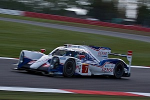 Pole for Toyota Racing at Silverstone