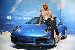 """Maria Sharapova reveals """"Speedy by Sugarpova"""""""