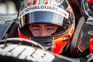 J.R. Hildebrand excited to team up with ECR on his Indy 500 return