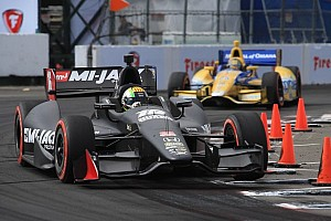 Rahal Letterman Lanigan drivers look forward to this weekend's IndyCar race