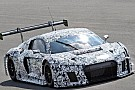 Audi tests unidentified car in private session at Monza