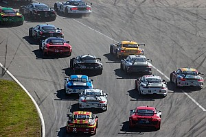Nine Races, nearly 200 cars convening at Mazda Raceway Laguna Seca