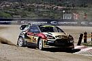'Hollywood' Solberg becomes first winner in FIA World Rallycross