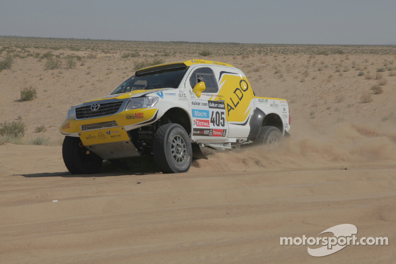 ALDO Racing to compete in the Mexican 1000 Rally in the RAWD Class