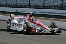 Helio Castroneves podium finish keeps Chevrolet in lead of manufacturer standings