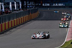 JOTA Sport in European Le Mans Series points haul mission