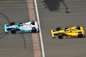 Andretti Autosport flexes its muscles during second day of Indy 500 practice