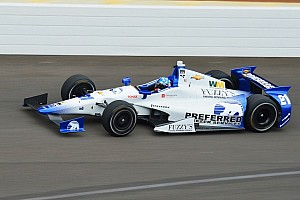 Windy, humid conditions make IMS tricky Monday