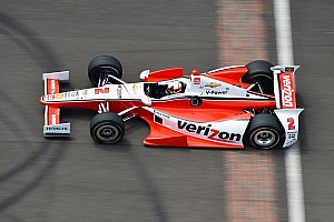 Team Penske stays busy during second day of Indy 500 practice