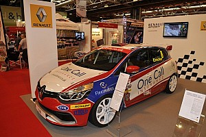 Michelin Clio Cup greets return of Jeff Smith at Oulton Park