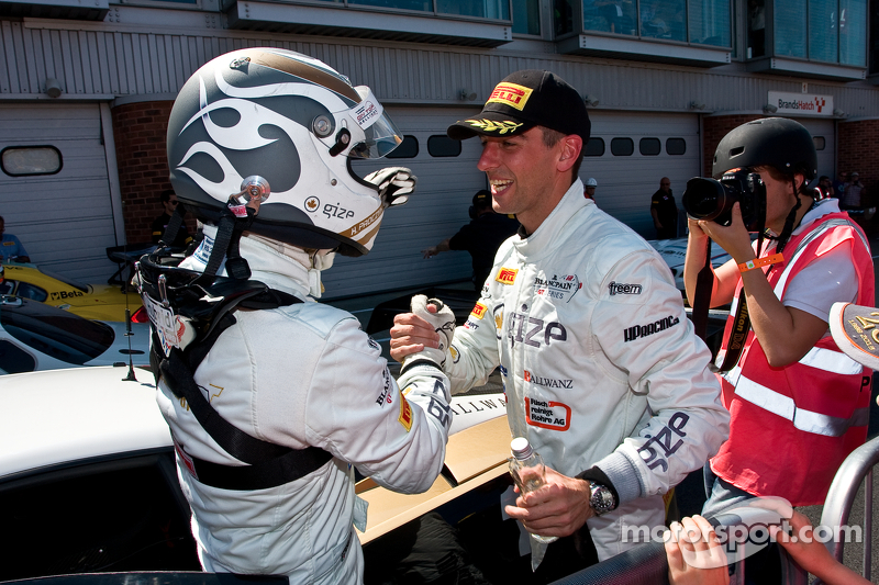 Grasser Racing Team Lamborghini wins Qualifying Race