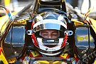Palmer on pole position at Monaco