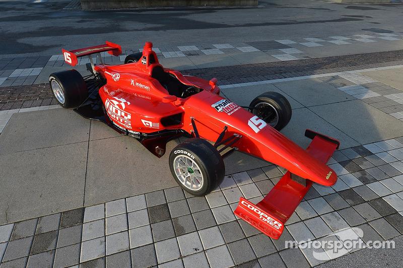 New Dallara IL-15 sets the tone for the future of Indy Lights