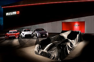 Nissan to enter factory LMP1 car in 2015 WEC competition
