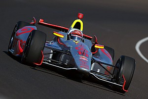 Kanaan and Dixon lead way in Carb Day at Indy